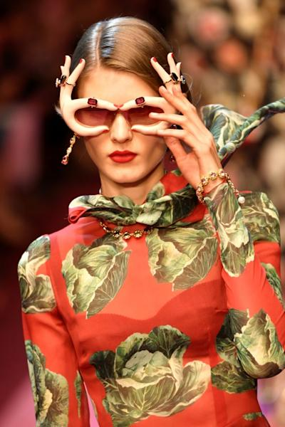 Cabbage patch kid? Dolce & Gabbana is just one of several luxury brands hoping to build support among Millennials -- those born after 1980 who came of age in the 21st century