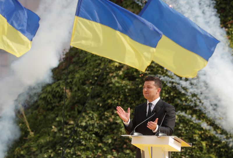 Ukraine secures £1.25 billion from UK to build military vessels