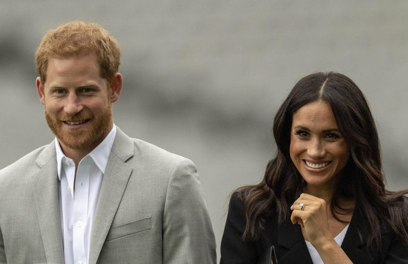Duchess Meghan of Sussex celebrates her 39th birthday. She was born Rachel Meghan Markle in Los Angeles, California on August 4th 1981. - File Photo by: zz/KGC-178/STAR MAX/IPx 2018 7/11/18 Prince Harry, The Duke of Sussex and Meghan Markle, The Duchess of Sussex visit Croke Park - the home of Ireland's largest sporting organization - The Gaelic Athletic Association. (Dublin, Ireland)