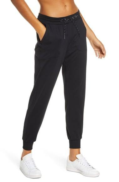 <p>They really will live in these <span>Zella Live In Pocket Joggers</span> ($59).</p>