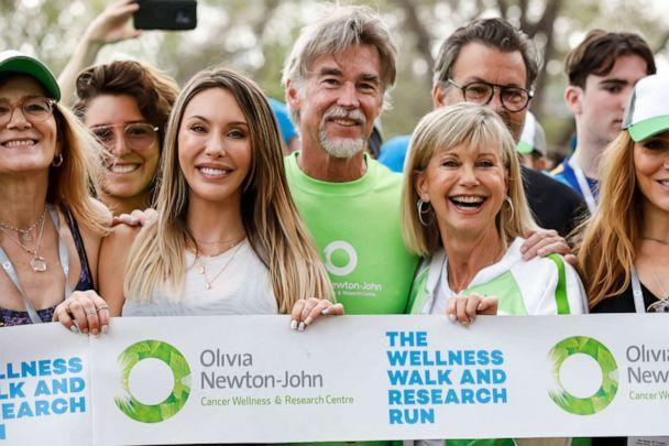 PHOTO: The Olivia Newton-John Wellness Walk and Research Run on Oct. 6, 2019 in Melbourne, Australia. (Sam Tabone/WireImage/Getty Images, FILE)