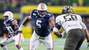 Derrick Brown Nearly Quit Football To Focus on Basketball. Now He's An NFL Defensive Tackle