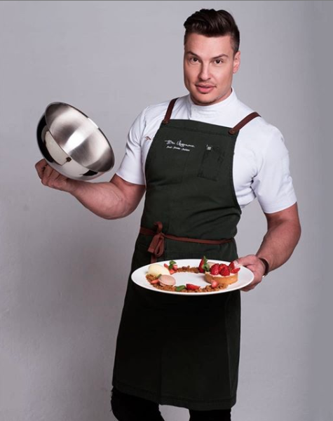 MasterChef's Ben Ungermann charged with sexual assault by Victoria Police over incident during filming.