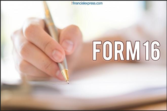 form 16, form 16 means, download form 16 for salaried employees