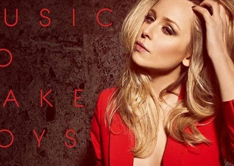 Diana Vickers reinvents herself as disco diva on 'Music To Make Boys Cry'