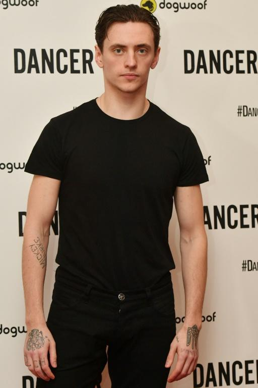 "A documentary about Polunin called ""Dancer"" premiered in London in March"