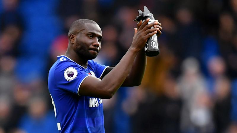 Cardiff City's Sol Bamba and Bruno Ecuele Manga suffer relegation from Premier League