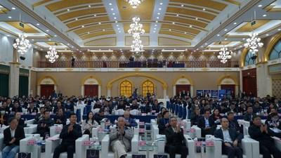 The 3rd Belt and Road Seminar on Green Development of Coal Coking Industry kicked off on Saturday in Xiaoyi, a county-level city of Lvliang, Shanxi.