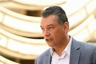 """Senator Alex Padilla called Independence Day """"a reminder of the American dream"""""""