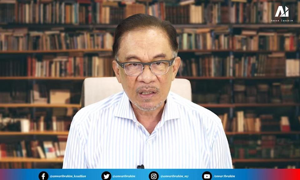 Anwar: Why slow vaccine delivery from 'good friend' China?
