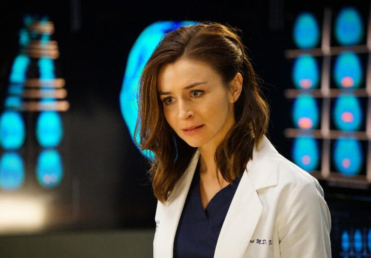 """new product 41548 7f1cf Amelia on """"Grey s Anatomy"""" may be pregnant and we cannot deal"""