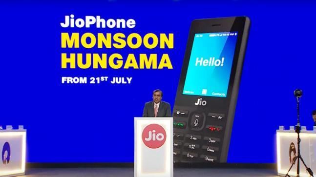 JioPhone Monsoon Hungama offer is an ideal deal for those who are looking to buy a new and cheap feature phone.