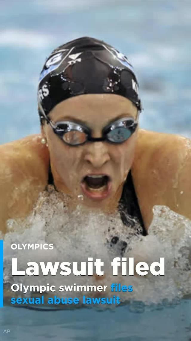Olympic swimmer and former world record holder Ariana Kukors filed a lawsuit on Monday against USA Swimming, alleging that officials knew her coach Sean Hutchinson sexually assaulted her while she was a minor.
