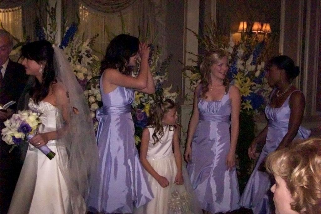 "Anxiously waiting for the I Do's on <a href=""/how-i-met-your-mother/show/38167"">How I Met Your Mother</a>"