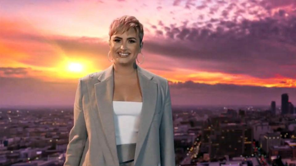 Demi Lovato says she's now realizing how