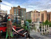"""<p><a href=""""https://www.citymuseum.org/things-to-do/installations/slides-and-rides/"""" rel=""""nofollow noopener"""" target=""""_blank"""" data-ylk=""""slk:City Museum"""" class=""""link rapid-noclick-resp"""">City Museum </a></p><p>It is hard to describe this magical St. Louis establishment. It's part children's museum, part aquarium, part amusement park and part insane art installation. The building has used the old warehouse and museum features to create a truly one-of-a-kind experience, complete with a Ferris Wheel on the roof, outdoor climbing structures from recycled materials and a 10 story slide. Take this author's advice and create a meeting place before you all venture out to explore this vast space. </p>"""