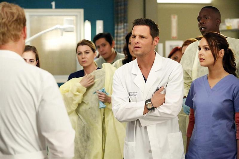 Grey\'s Anatomy Recap: Will April and Jackson Lose Their Baby?