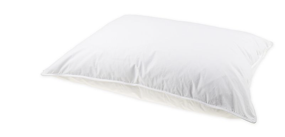 Nestwell White Down Soft Support Bed Pillow (Photo: Bed Bath & Beyond)