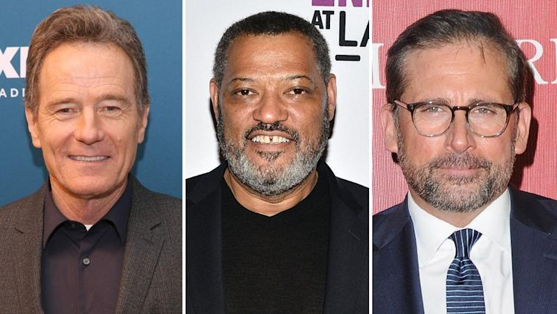 Bryan Cranston, Steve Carell in Linklaters next film
