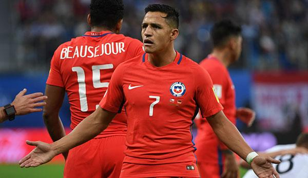 "Premier League: Sanchez: ""Ich will Champions League spielen"""