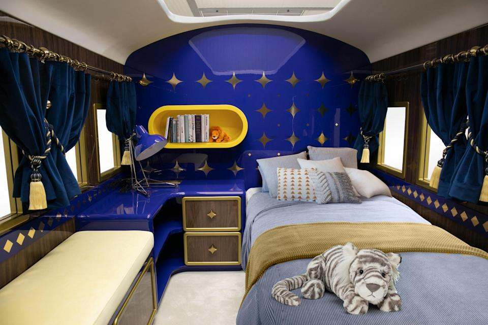 The Orient Express children's car by Circu. - Credit: Courtesy of Orient Express
