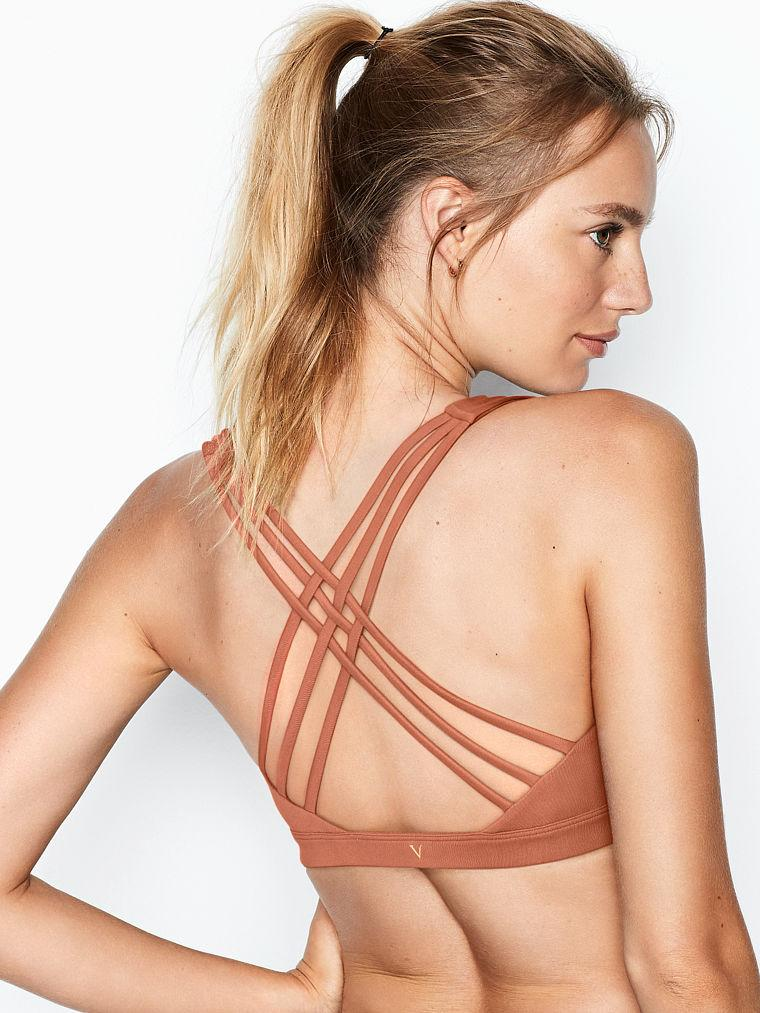 Incredible Essential Strappy Back Bra