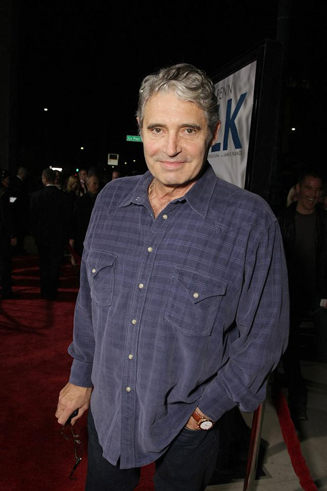 "<a href=""http://movies.yahoo.com/movie/contributor/1800035354"">Michael Nouri</a> at the Los Angeles premiere of <a href=""http://movies.yahoo.com/movie/1810041985/info"">Milk</a> - 11/13/2008"
