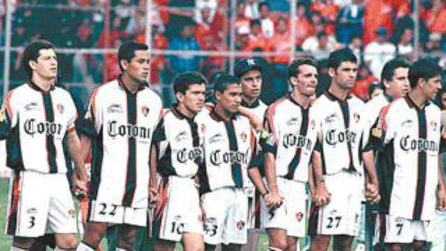 Atlas 1999 Mexico Final Toluca Verano 99
