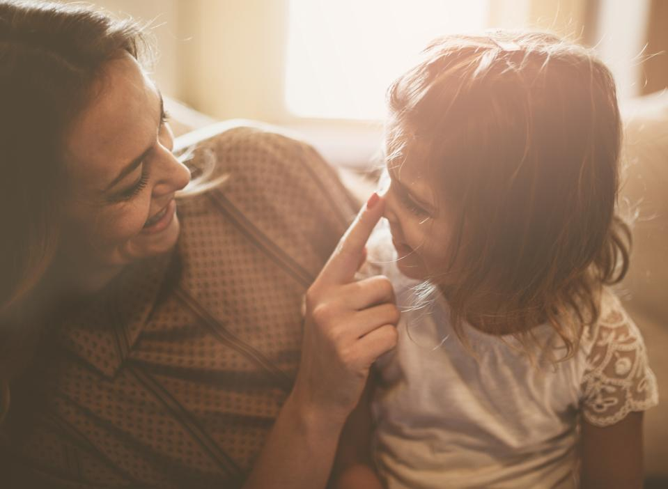 Parents are adopting a more gentle approach to parenting [Photo: Getty]