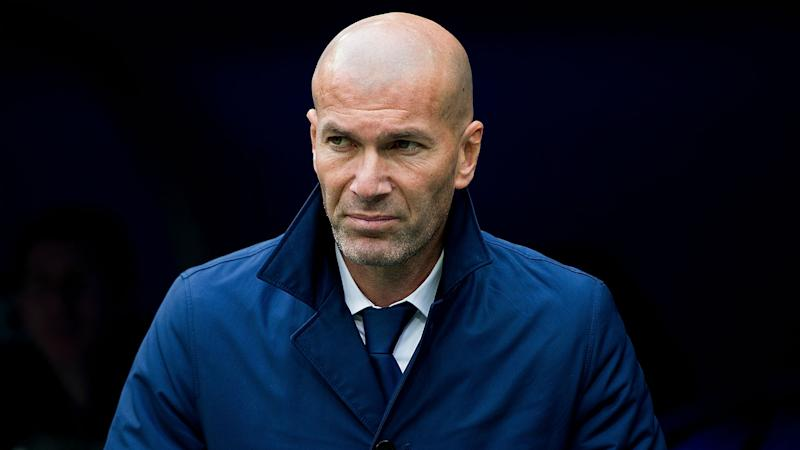 Zidane: I haven't asked for a forward amid Mbappe links