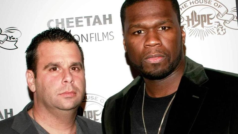 """<p>50 Cent has called off the dawgs on Randall Emmett and Lala Kent after the rapper received the money via wire transfer. The G-Unit rapper just posted the latest text message exchange between himself and Emmett, in which the movie producer promised to get 50 his money by Monday morning. After reminding Emmett that he […]</p> <p>The post <a href=""""https://theblast.com/50-cent-randall-emmett-paid-money/"""" rel=""""nofollow noopener"""" target=""""_blank"""" data-ylk=""""slk:50 Cent Gets Paid by Randall Emmett, Agrees to Cease Fire"""" class=""""link rapid-noclick-resp"""">50 Cent Gets Paid by Randall Emmett, Agrees to Cease Fire</a> appeared first on <a href=""""https://theblast.com"""" rel=""""nofollow noopener"""" target=""""_blank"""" data-ylk=""""slk:The Blast"""" class=""""link rapid-noclick-resp"""">The Blast</a>.</p>"""