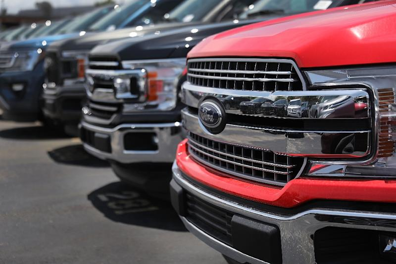Ford to resume F-150 production Friday at Dearborn Truck Plant""