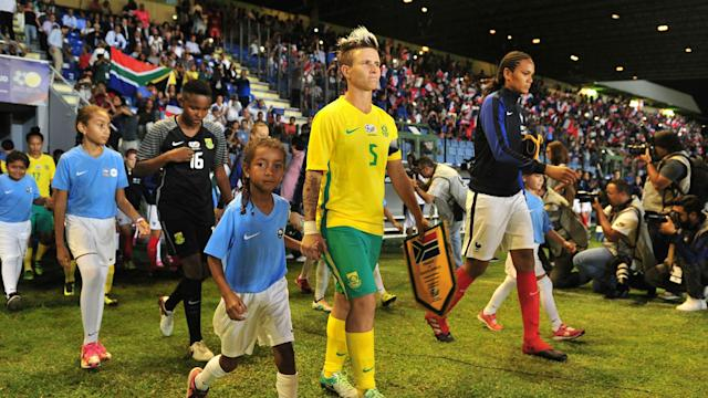 South African football administrators have been rewarded by the new Caf led by Ahmad Ahmad, and Janine Van Wyk hails the rise of SA ladies soccer