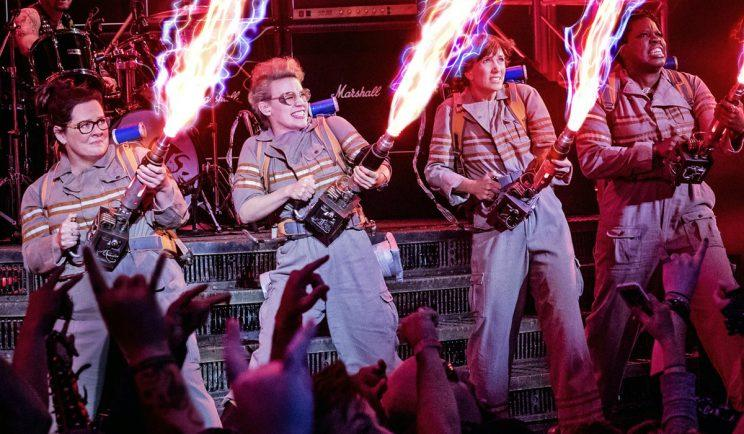 Will the Ghostbusters reboot get a sequel? - Credit: Sony Pictures