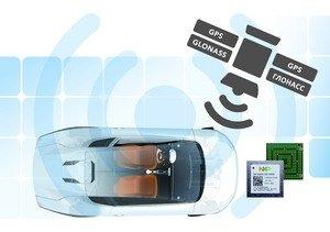 NXP Expands Automotive Telematics Product Family With GloTOP for GLONASS Satellite System