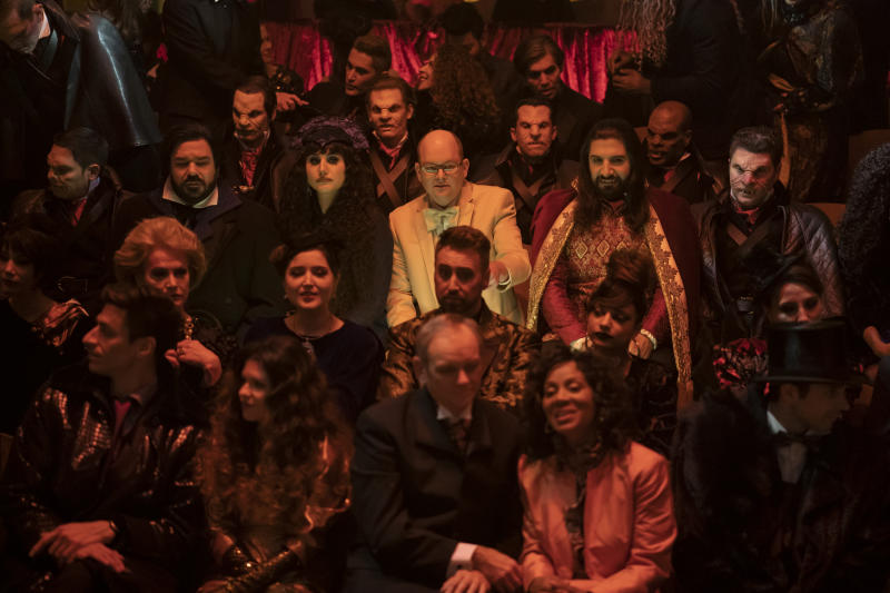 'What We Do in the Shadows' was a surprise Emmy nominee (Photo: Russ Martin/FX)