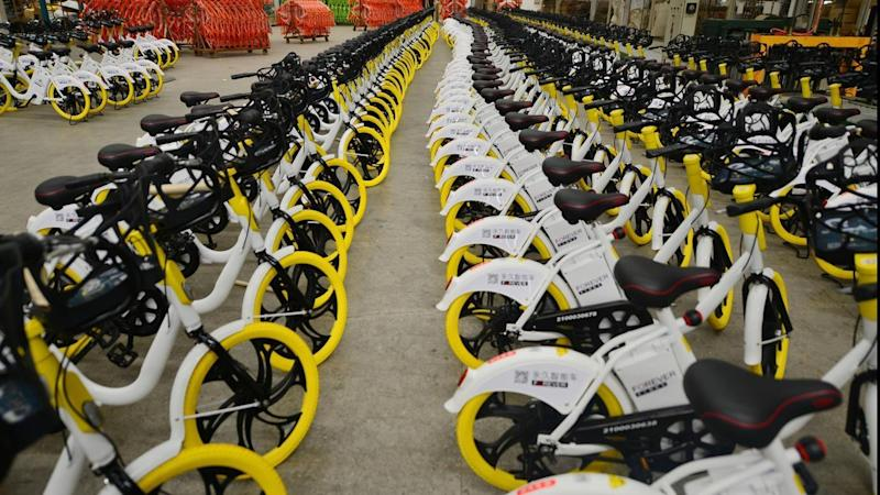 New data shows children's bike sales have dropped by 22 per cent in the past decade.