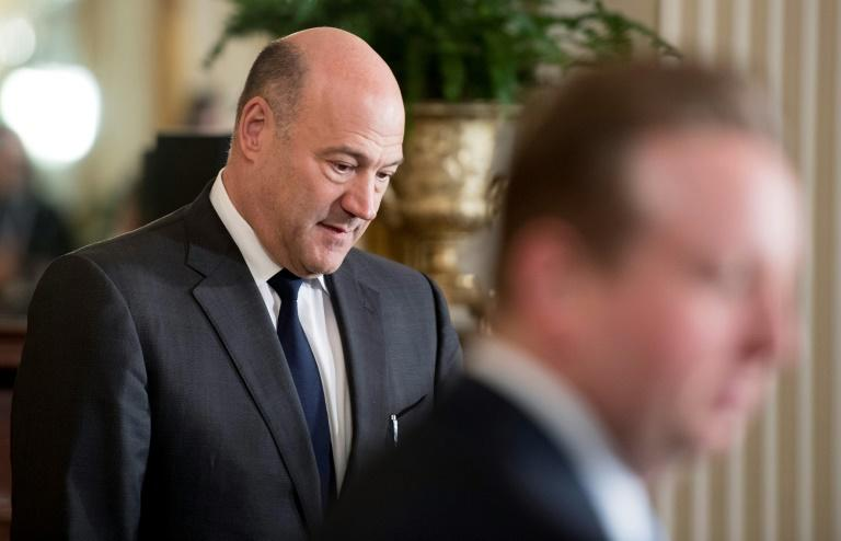 Bob Woodward describes how Gary Cohn, Donald Trump's former top economic advisor, swiped a letter from the president's desk to avoid him canceling a trade agreement with strategic ally South Korea