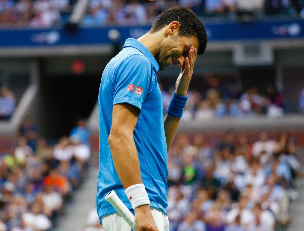Novak Djokovic lost the US Open final in four sets to Stan Wawrinka earlier in September, the latest in a string of disappointing losses after the Olympics and Wimbledon (AFP Photo/Kena Betancur)