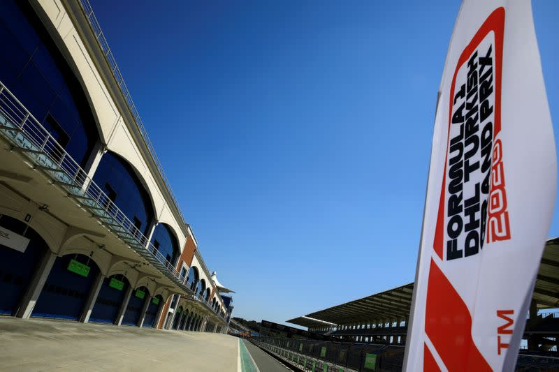 Turkish GP to be held without fans due to COVID-19