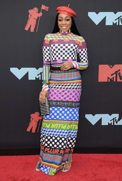 PHOTO: Monica attends the 2019 MTV Video Music Awards at Prudential Center on Aug. 26, 2019 in Newark, N.J. (Dimitrios Kambouris/Getty Images)