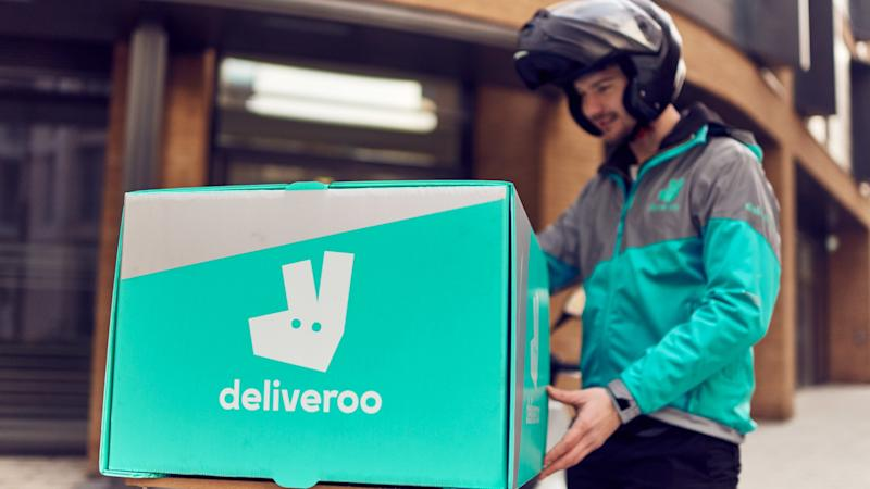 Amazon and Deliveroo tie-up faces probe over competition concerns