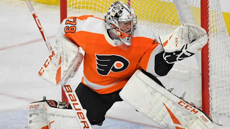 Flyers, Golden Knights Secure Top Seeds