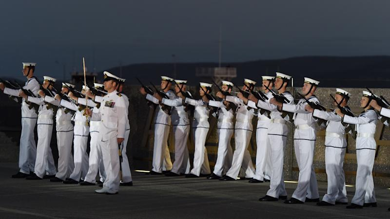 Sailors acquitted of hazing rape charges