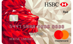 hsbc red mastercard review - hsbc red mastercard