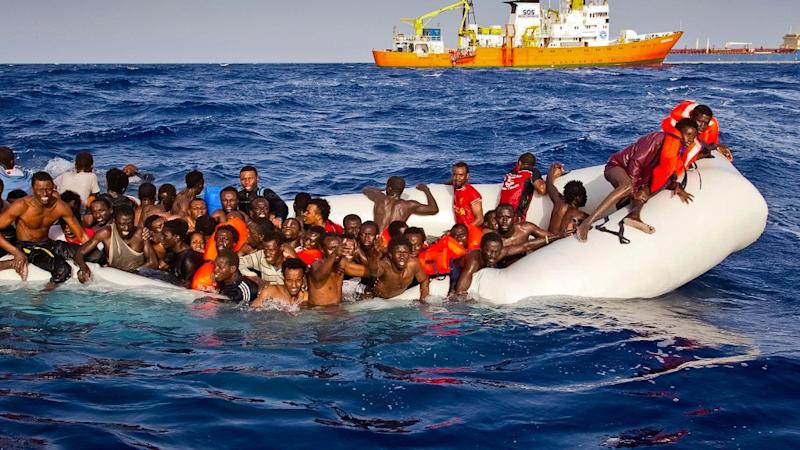 146 African Migrants Feared Drowned in Mediterranean: IMO