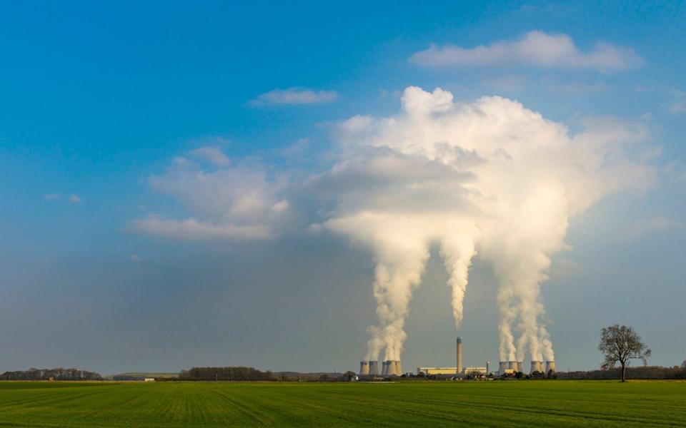 A coal fired power station in the UK - Universal Images Group Editorial/Loop Images