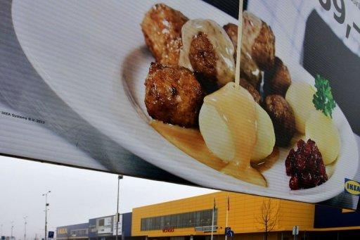 Ikea pulls meatballs from Europe stores as horsemeat found