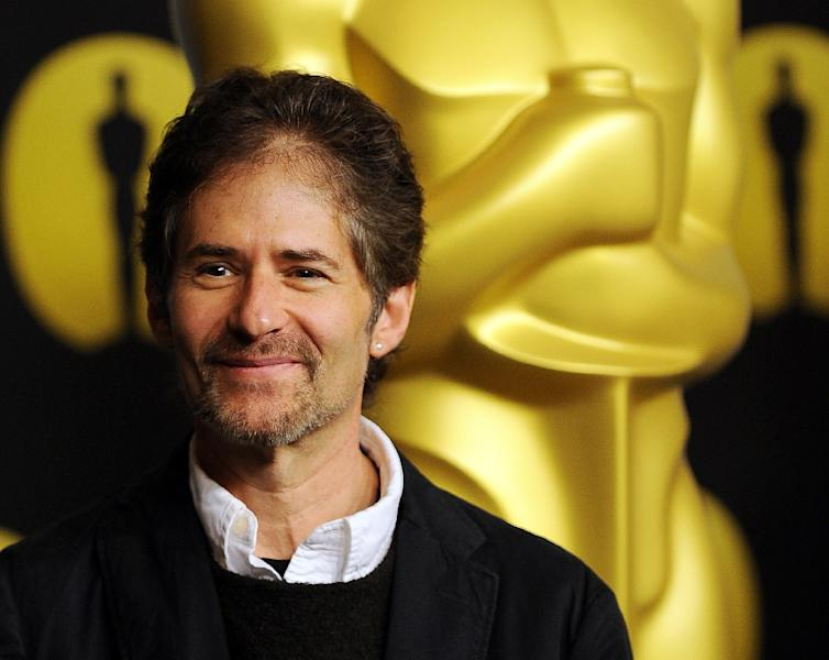 Composer James Horner, pictured in Beverly Hills, California, in 2010 (AFP Photo/)