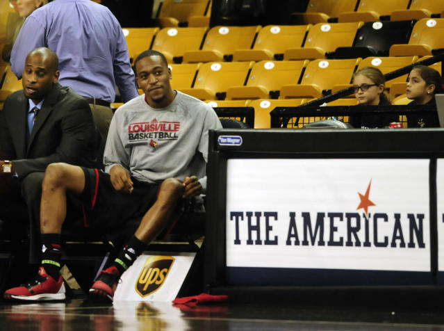 Kevin Ware offers encouragement for Paul George after his injury